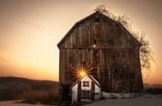 Barns and Farms Photo Contest Finalists