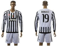 http://www.xjersey.com/201516-juventus-19-bonucci-home-long-sleeve-jersey.html 2015-16 JUVENTUS 19 BONUCCI HOME LONG SLEEVE JERSEY Only 33.11€ , Free Shipping!