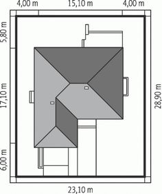 Projekt domu Eris wersja C - House Plans, How To Plan, Mirror, Furniture, Dreams, Home Decor, Gallery, Homemade Furniture, Home