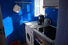 Klint Blue Kitchen