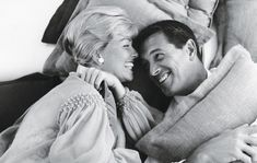 even rock hudson lost his heart to doris day... or so I hear ;)