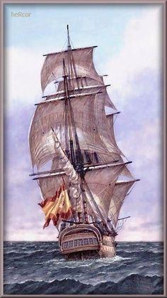 galeon español hc