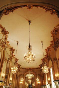 Salón de baile. Museo de Arte Decorativo