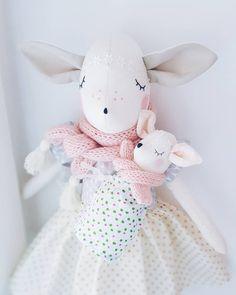 "Polubienia: 152, komentarze: 9 – A Good Start (@a_good_start) na Instagramie: ""New dolls will be available in my shop tomorrow❄ #agoodstart"""