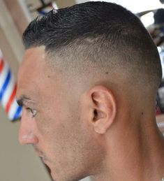 high and tight with a fade