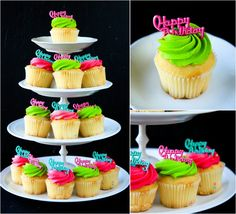 Homemade Cake/Cupcake Stands