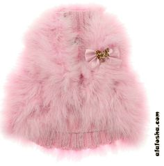ALALOSHA: VOGUE ENFANTS: Let it Fur !
