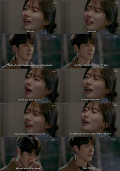 Uncontrollably fond k drama Korean Drama Funny, Korean Drama Quotes, Uncontrollably Fond Korean Drama, Best Kdrama, Kim Myung Soo, Good Sentences, Kdrama Memes, Kim Woo Bin, Moon Lovers