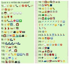 As 20 MELHORES brincadeiras para WhatsApp - emojis e desafios INÉDITOS! Ladies Kitty Party Games, Emoji Quiz, Cat Party, Riddles, Bookstagram, Haha, Humor, Memes, Instagram