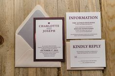 CHARLOTTE Suite // STYLED // Fancy Package