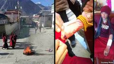 Chinese Security Forces Open Fire on Monks for Protecting Self-immolator in Tawo