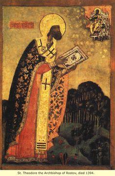343 – Nikolaus of Myra, Greek bishop and saint, model of Santa Claus (b. 270) | Saint Nicholas