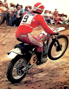 Brad LACKEY HVA 360 1975
