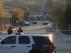 AUSTIN, Texas (AP) -- A gunman attempted to set the Mexican Consulate ablaze and fired more than 100 rounds at downtown buildings early Friday befor...