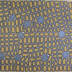Tingari at Kanapilynga - Australian Dreamtime Creations Aboriginal Patterns, Aboriginal Painting, Indigenous Art, Fashion Illustrations, Paintings, Interior Design, Ideas, Aboriginal Art, Paint