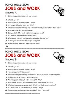 Jobs and Work, English, Learning English, Vocabulary, ESL, English Phrases, http://www.allthingstopics.com/jobs-and-work.html