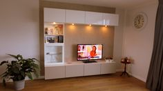 Flat Screen, Ikea, Tv, Furniture, Home Decor, Blood Plasma, Decoration Home, Ikea Co, Room Decor
