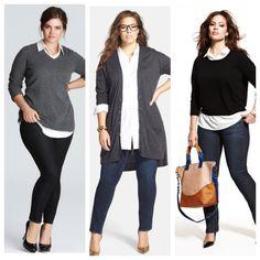 Dicas de moda para mulheres plus size « Aninha Miranda – Personal Stylist