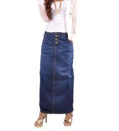 Style J Straight Perfection Long Jean Skirt-Blue-28 Style J,http://www.amazon.com/dp/B00AMHH1EO/ref=cm_sw_r_pi_dp_kVI6qb0E2TMC0NAY