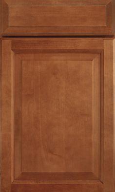 Waypoint Living Spaces cabinet door | Style 620 in Maple Cognac