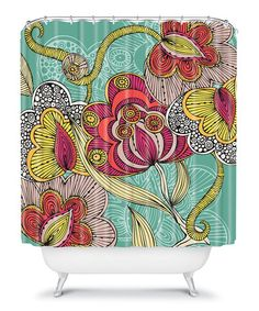 Look what I found on #zulily! Beatriz Shower Curtain #zulilyfinds