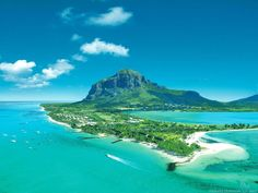4. Mauritius - Mauritius is one of the world's top luxury tourism destinations. It possesses a wide range of natural and man-made attractions, enjoys a tropical climate with clear warm sea waters, attractive beaches, tropical fauna and flora.  In 2012 Mauritius received the World Leading island Destination award for the third time and World's Best Beach at the World Travel Awards.