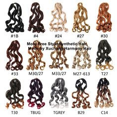 Stock more different colors free curly style braiding hair Synthetic Hair Extensions, Synthetic Wigs, Marley Braids, Jumbo Braids, Faux Locs, Hair Weft, Remy Hair, Virgin Hair, Weave Hairstyles