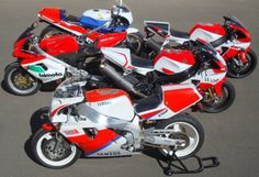 1999 Yamaha R7 OW02 & friends