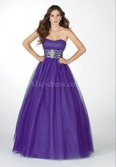 Purple Prom Dresses,Purple Prom Dress