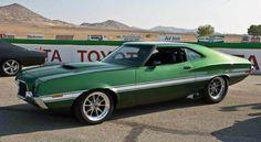 Gran Torino from Fast & Furious