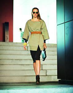 02/2012 Kimono Sleeve Jacket #118 – Sewing Patterns | BurdaStyle.com