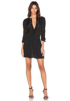 HEARTLOOM Soma Dress in Black | REVOLVE