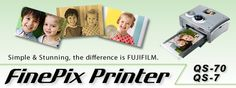 FUJIFILM's Compact Photo Printer offers you high-quality prints everytime!  This simple-to-use printer expands the fun of printing your digital photos at home.    Strong Points  Automatically detects and enhances faces for perfect portraits.  Built-in IrSimple™ technology for easy and direct wireless transfer from camera to printer.