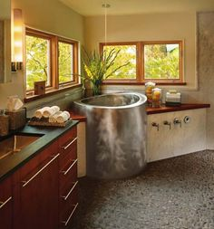 diamond spas japanese soaking tub. Copper Japanese Deep Soaking Bath With Built In Bench  Wow Gorgeous Interiors Bathroom Pinterest And Bench