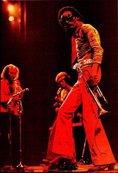 """My ego only needs a good rhythm section."" Miles Davis"