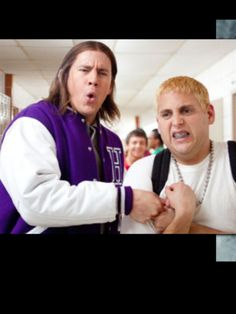 Channing Tatum has a strikingly similar face that reminds me of someone, from freshman year...I dated him..hahahahah