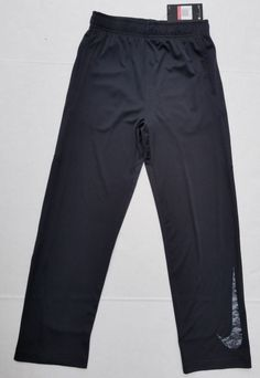 Clothing, Shoes & Accessories Men's Clothing Nike Mens Drifit Sweatpants Size Xl Nwt Authentic Therma Pants Black Evident Effect