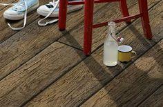 Millboard decking enhanced grain carbonised charred dark grey