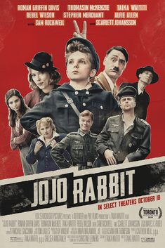 When does Jojo Rabbit come out on DVD and Blu-ray? DVD and Blu-ray release date set for February Also Jojo Rabbit Redbox, Netflix, and iTunes release dates. During World War II, a young German boy named Jojo Betzler lives a curious life in which his . Movies 2019, Hd Movies, Movies To Watch, Movies Online, Movie Tv, Movie List, Action Movies, Oscar Movies, Grease Movie