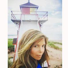 A while back while in Prince Edward Island Amie Yancey found a lighthouse! #AmieYancey #PrinceEdwardIsland