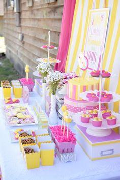 Pink Lemonade themed birthday party via Kara's Party Ideas | KarasPartyIdeas.com (26)