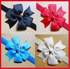laço de cetim para cabelo - Pesquisa Google Hair Clips, Gift Wrapping, Gifts, Accessories, Satin Bows, Charms, Embellishments, Little Girls, Whoville Hair