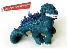 My Little Godzilla ::: MARI KASURINEN :::
