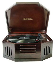 The Original Crosley Record Player | Crosley CR46 Record Player
