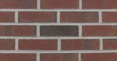 Harding Blend is a red extruded facebrick from the York Plant #redbrick #brickhouse #glengery #fireplace #backsplash