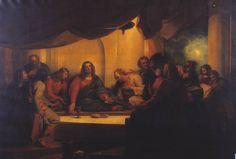 Benjamin West, 'The Last Supper' 1784