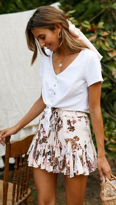 Summer dress outfits, skirt outfits, spring outfits, summer skirts, t Hot Summer Outfits, Spring Outfits, Summer Dresses, Winter Outfits, Summer Skirts, Fall Dresses, Looks Street Style, Looks Style, Mini Skirt Dress