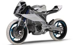 Yamaha to unveil new two-wheel drive all-electric motorcycle and an electric car at the Tokyo Motor Show | Electrek