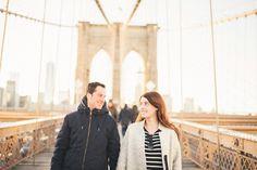 © Adriana Morais Fotografia Brooklyn Bridge engagement photos. NYC Engagement Photos www.adrianamoraisfotografia.com
