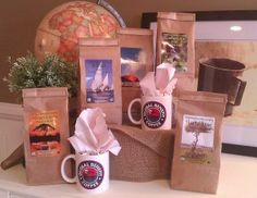 Coffee Gift Set Giveaway ~ $75 RV!!  (ends 1/25)